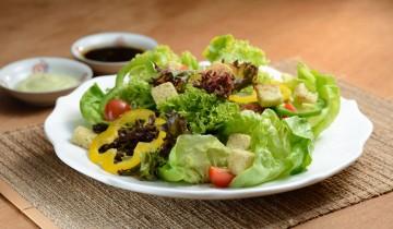 茶原新鲜蔬菜沙拉