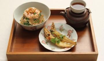 六味茶菜飯系列