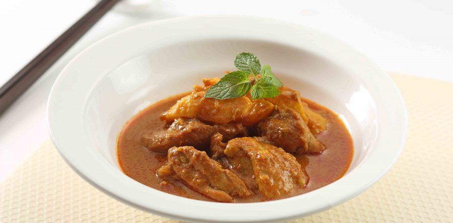 紅茶咖喱雞